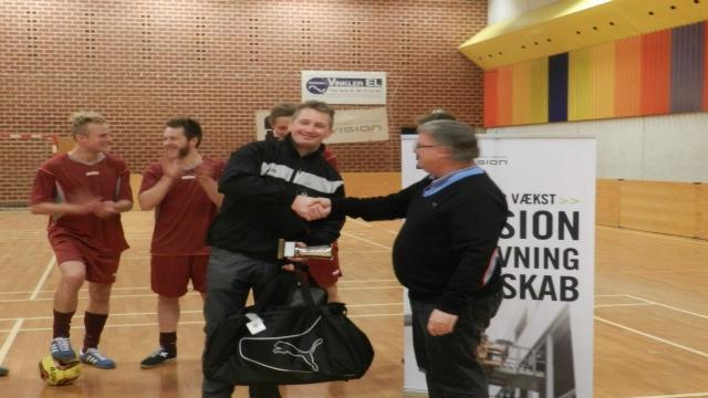 Ulrik Rasmussen kåret som Jyllands bedste serietræner