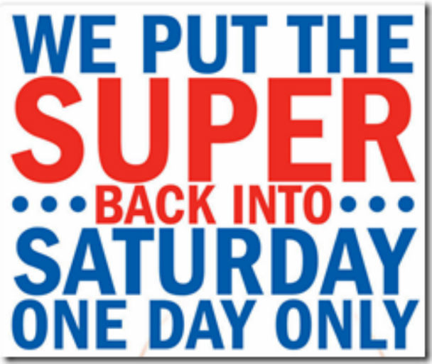Super Saturday i Tilst