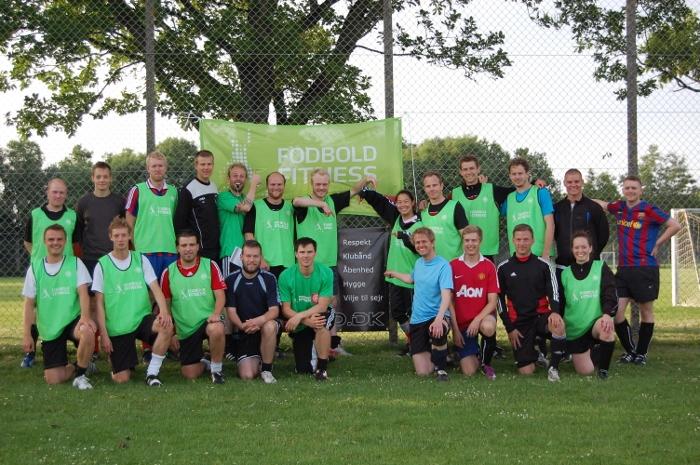 Succesfuld fodboldfitness i DGL2000