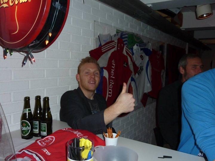 Kristian Hansen bliver ny assistent for JS