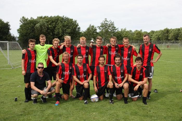 Billeder fra VestjyskBANK - Mitre Cup 2013