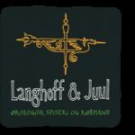 Langhoff & juul logo